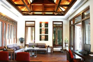 Sibsan Luxury Hotel Rimping: Lobby CHIANG MAI