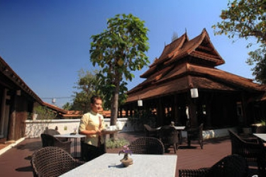Sibsan Luxury Hotel Rimping: Schlafzimmer CHIANG MAI