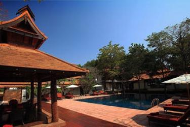 Sibsan Luxury Hotel Rimping: Swimming Pool CHIANG MAI