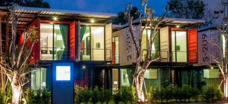 Hotel Sleepbox Chiangmai: Camera Premium Lake View Room CHIANG MAI