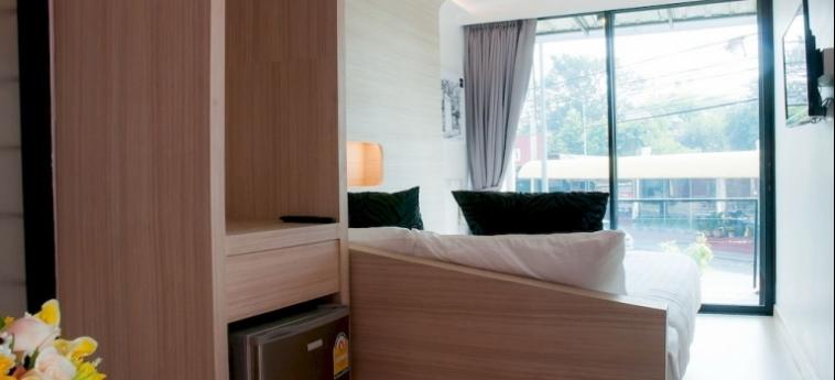 Hotel Sleepbox Chiangmai: Centro Benessere CHIANG MAI
