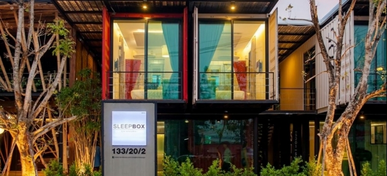 Hotel Sleepbox Chiangmai: Dintorni CHIANG MAI
