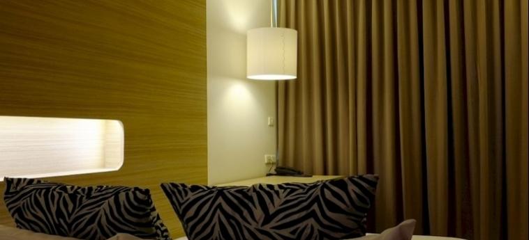Hotel Sleepbox Chiangmai: Jacuzzi CHIANG MAI