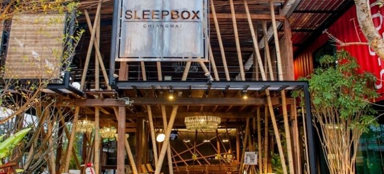 Hotel Sleepbox Chiangmai: Sala Conferenze CHIANG MAI