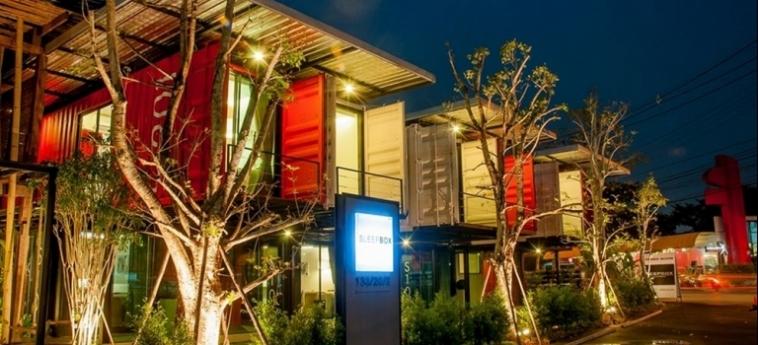 Hotel Sleepbox Chiangmai: Sala Giochi CHIANG MAI