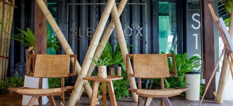 Hotel Sleepbox Chiangmai: Teatro CHIANG MAI
