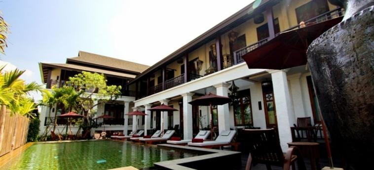 Hotel The Balcony Chiang Mai Village: Hotel Detail CHIANG MAI