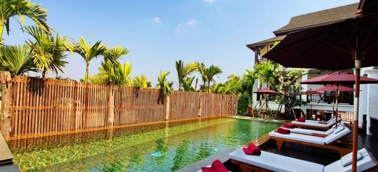 Hotel The Balcony Chiang Mai Village: Hall CHIANG MAI