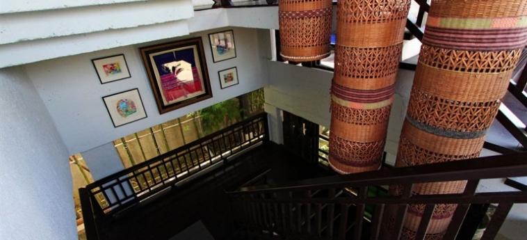 Hotel The Balcony Chiang Mai Village: Jacuzzi CHIANG MAI