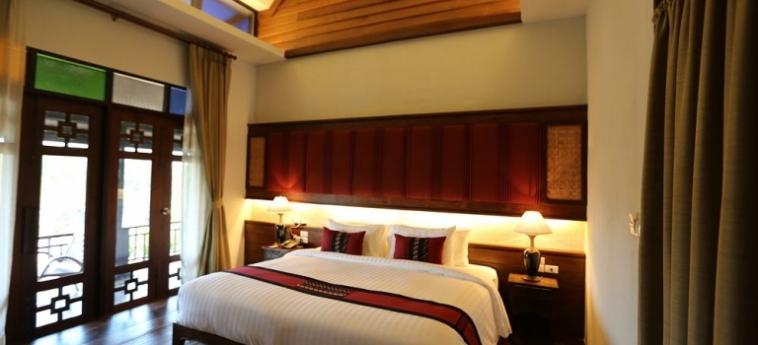 Hotel The Balcony Chiang Mai Village: Restaurant Panoramique CHIANG MAI