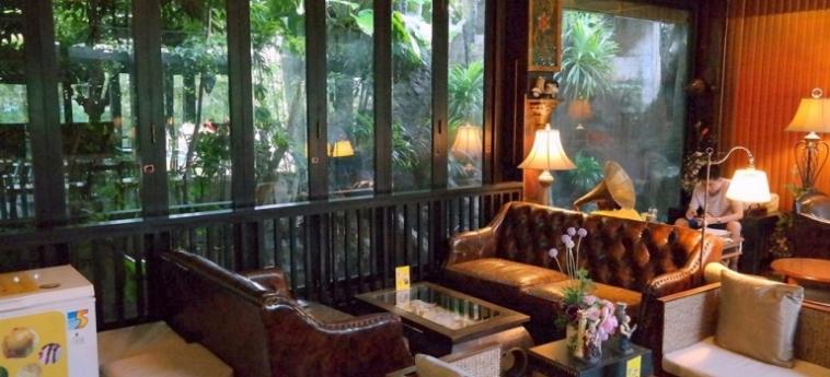 Hotel The Balcony Chiang Mai Village: Restaurant CHIANG MAI