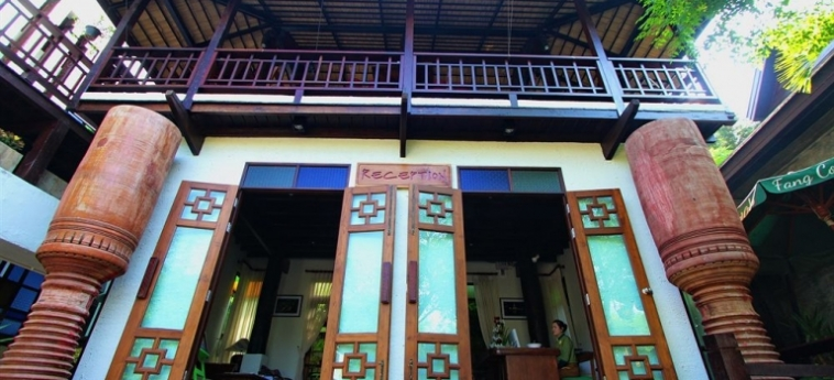 Hotel The Balcony Chiang Mai Village: Salon CHIANG MAI