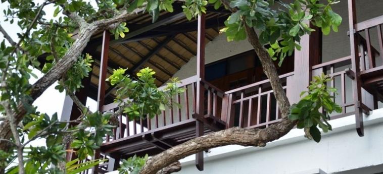 Hotel The Balcony Chiang Mai Village: Berg CHIANG MAI