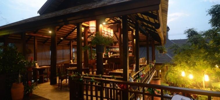 Hotel The Balcony Chiang Mai Village: Park CHIANG MAI