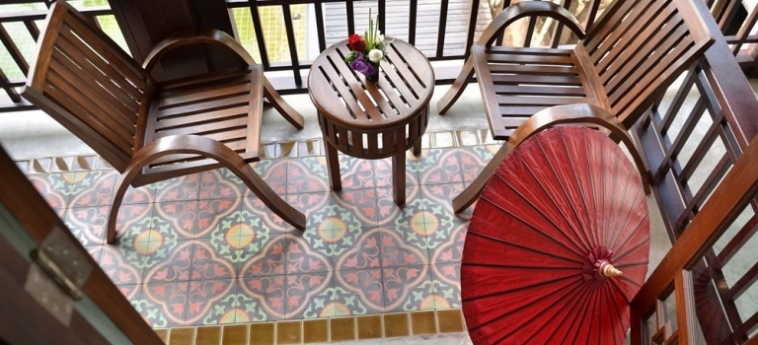 Hotel The Balcony Chiang Mai Village: Room - Guest CHIANG MAI