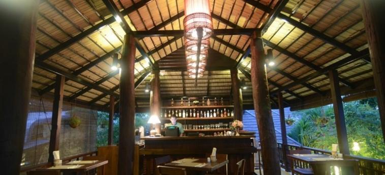 Hotel The Balcony Chiang Mai Village: Weinkeller CHIANG MAI