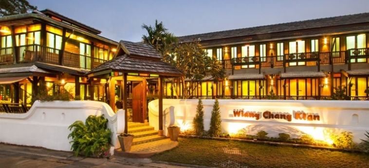 Hotel Wiang Chang Klan Boutique: Fitnesscenter CHIANG MAI