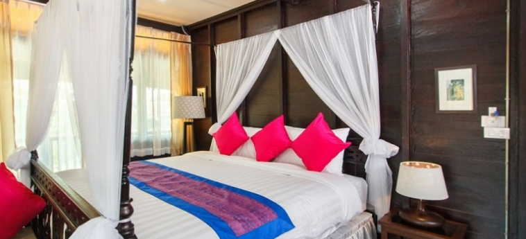 Hotel Wiang Chang Klan Boutique: Internet Point CHIANG MAI