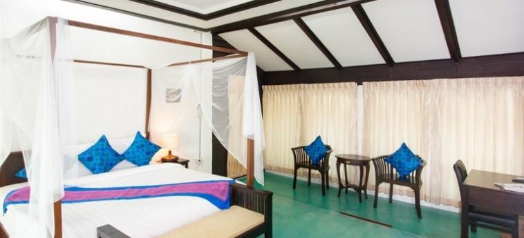 Hotel Wiang Chang Klan Boutique: Lounge CHIANG MAI