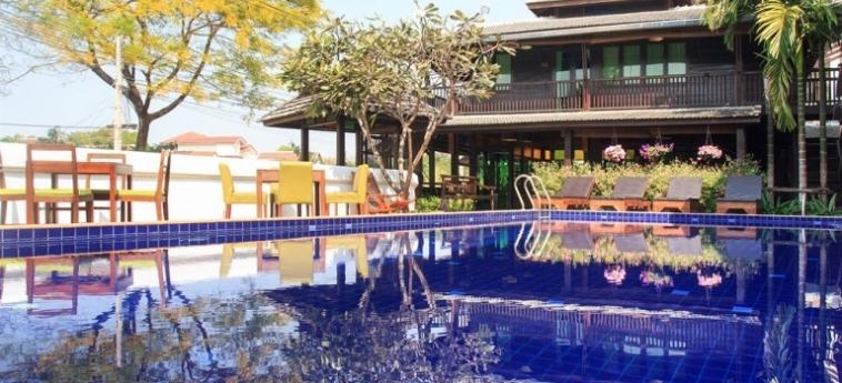 Hotel Wiang Chang Klan Boutique: Standard Room CHIANG MAI