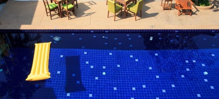 Hotel Wiang Chang Klan Boutique: Superiorzimmer CHIANG MAI
