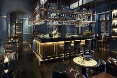 Hotel Anantara Chiang Mai Resort: Bar CHIANG MAI