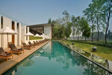 Hotel Anantara Chiang Mai Resort: Esterno CHIANG MAI