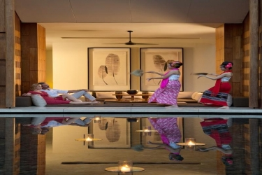Hotel Anantara Chiang Mai Resort: Lobby CHIANG MAI