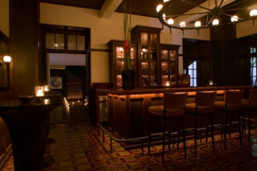 Hotel Anantara Chiang Mai Resort: Lounge Bar CHIANG MAI