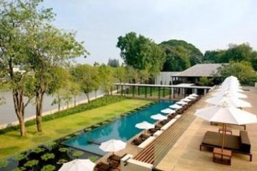 Hotel Anantara Chiang Mai Resort: Piscina Esterna CHIANG MAI