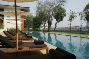 Hotel Anantara Chiang Mai Resort: Piscina CHIANG MAI