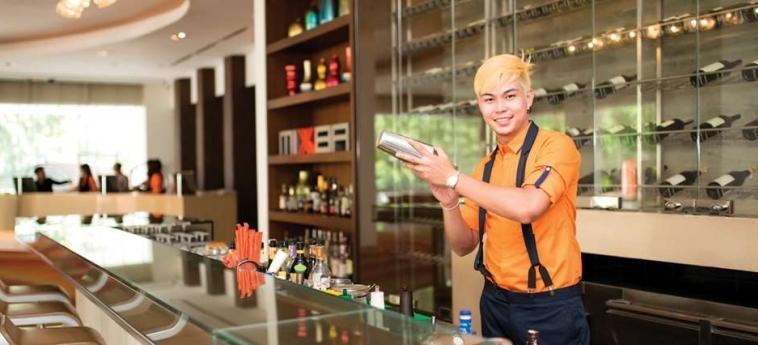 Hotel Dusit D2: Ristorante CHIANG MAI