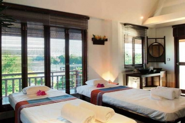 Hotel Rarinjinda Wellness Spa Resort: Actividad CHIANG MAI