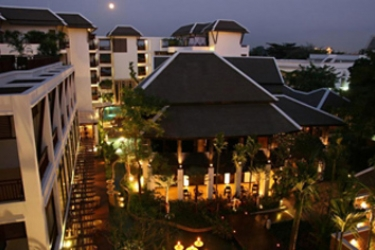 Hotel Rarinjinda Wellness Spa Resort: Exterior CHIANG MAI