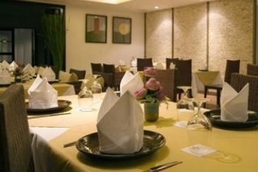 Hotel Rarinjinda Wellness Spa Resort: Restaurant CHIANG MAI