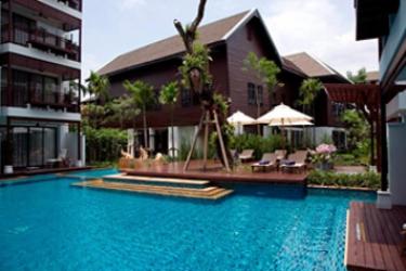 Hotel Rarinjinda Wellness Spa Resort: Swimming Pool CHIANG MAI