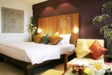 Hotel Angkhang Nature Resort: Camera Deluxe CHIANG MAI