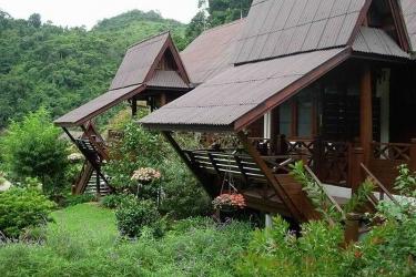 Hotel Angkhang Nature Resort: Esterno CHIANG MAI