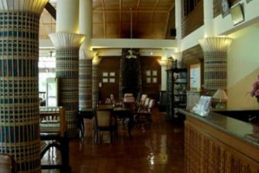 Hotel Angkhang Nature Resort: Lobby CHIANG MAI
