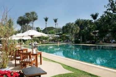 Hotel Angkhang Nature Resort: Piscina Esterna CHIANG MAI