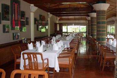 Hotel Angkhang Nature Resort: Ristorante CHIANG MAI