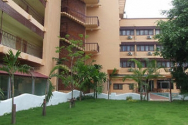 Hotel Oasis: Esterno CHIANG MAI