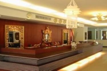 Hotel Oasis: Lobby CHIANG MAI