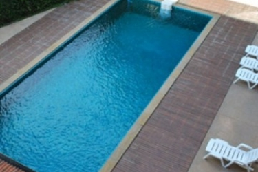 Hotel Oasis: Piscina Esterna CHIANG MAI