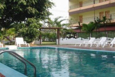 Hotel Oasis: Piscina CHIANG MAI