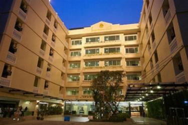 Hotel Royal Panerai: Extérieur CHIANG MAI
