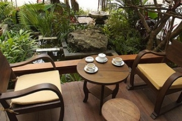 Hotel Royal Panerai: Restaurant CHIANG MAI