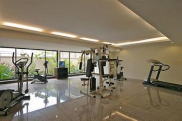 Hotel Royal Panerai: Salle de Gym CHIANG MAI