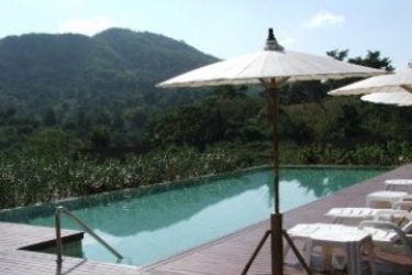 Hotel Wanasom Wellness And Aesthetic Resort: Piscine Découverte CHIANG RAI
