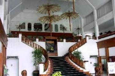 Hotel Rimkok Resort: Lobby CHIANG RAI